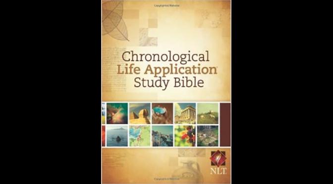Chronological Life Application Study Bible