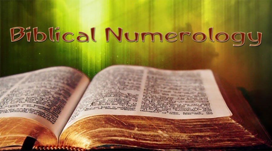 Numbers - Biblical Numerology