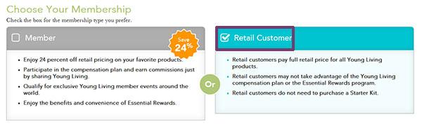 Retail Customer