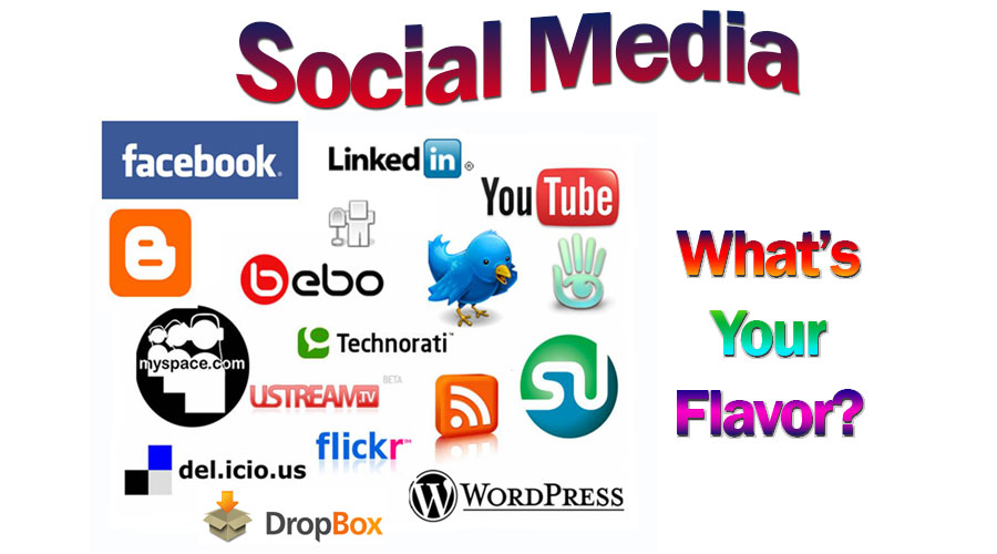 The Different Types of Social Media