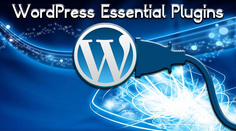 WordPress Essential Plugins